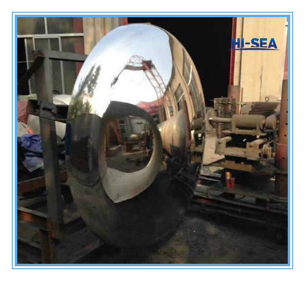 Stainless Steel Torispherical Head