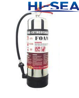 Stainless Steel foam Fire Extinguisher
