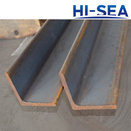 Steel Angles for Shipbuilding