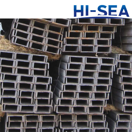 Steel Channels for Shipbuilding