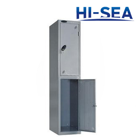 Steel Marine Double-tier Locker