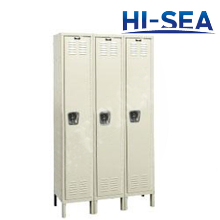 Steel Marine Locker with Legs