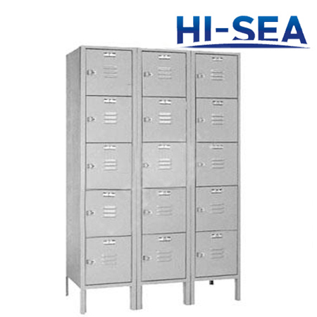 Steel Marine Multiple-tier Locker
