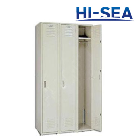 Steel Marine Single-tier Locker
