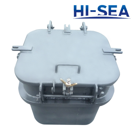 Steel Small Size Hatch Cover Type A