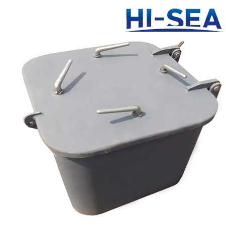 Steel Small Size Hatch Cover Type B