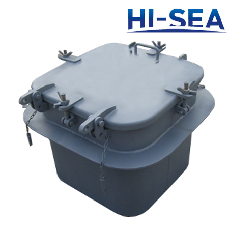 Steel Small Size Hatch Cover Type E