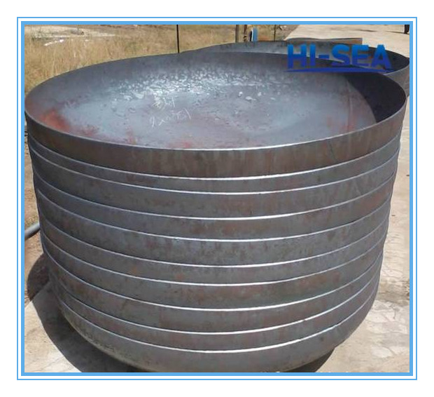 Storage Tank Dished Head