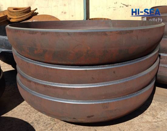 Storage Tank Elliptical Head
