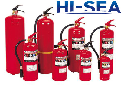 Stored Pressure Dry powder fire extinguisher