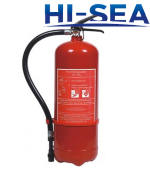 Stored Pressure foam fire extinguisher