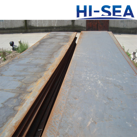 Super High Strength Shipbuilding Steel Plate