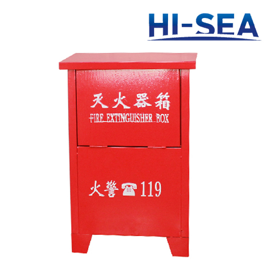 Surface Recessed FRP Fire Extinguisher Box