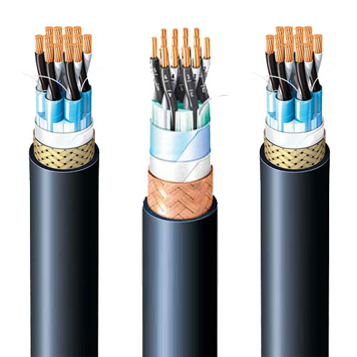 TFOI(i&c) Individual and Collectively Screened instrumentation cable