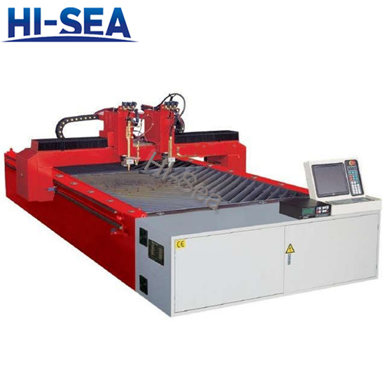 CNC Table Style Platen Type High-speed Plasma Cutting Machine