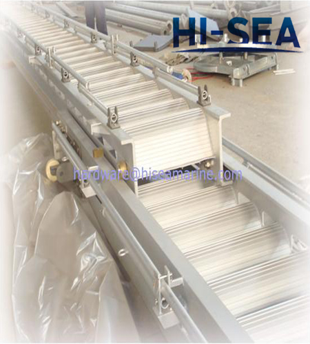 Ship Telescopic Accommodation Ladder