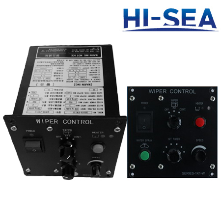 The Centralized Straight Line Marine Wiper Control Box