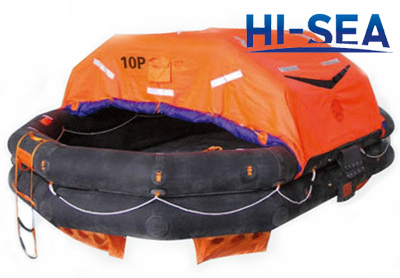 Throw-over Inflatable Liferaft Type B