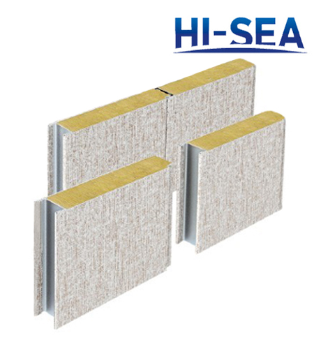 Type A Composite Rock Wool Wall Panel
