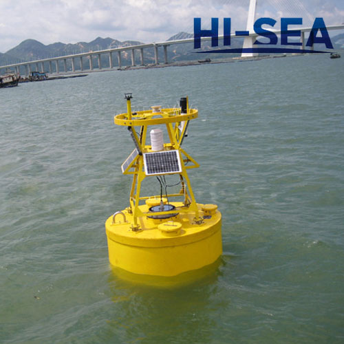 Ultra High Molecular Weight Polyethylene Buoy
