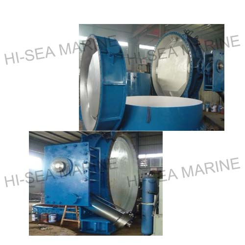 Heavy Hammer Type Butterfly Valve