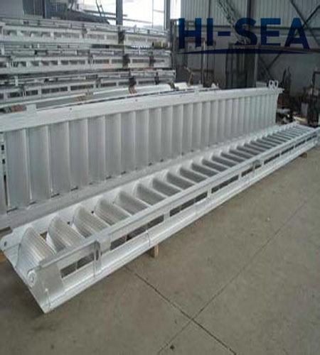 Marine Aluminum Accommodation Ladder