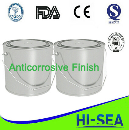 Water Based Acrylic Anticorrosive Finish