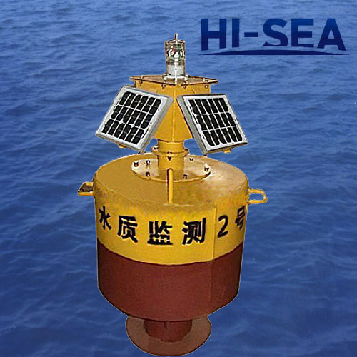 Water Quality Monitoring Buoy