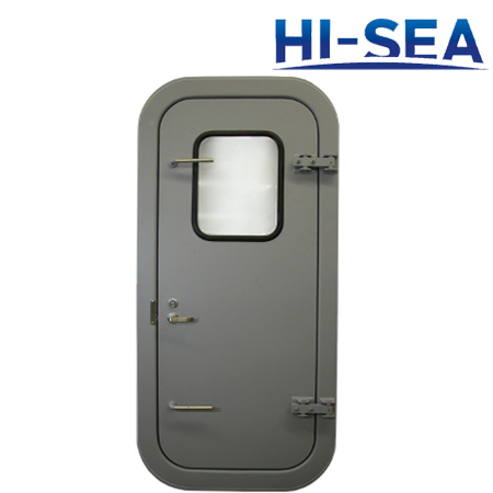 Weathertight Swing Door