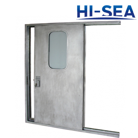 Aluminium Weathertight Sliding Door