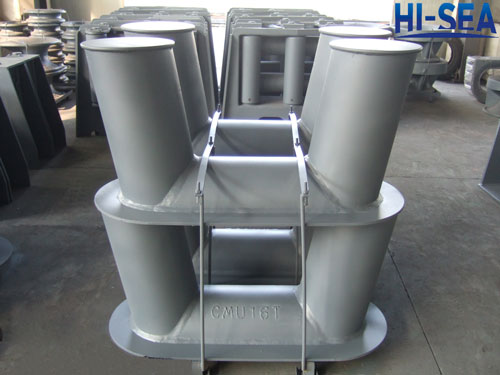 Welded Inclined Bollard(DH type)
