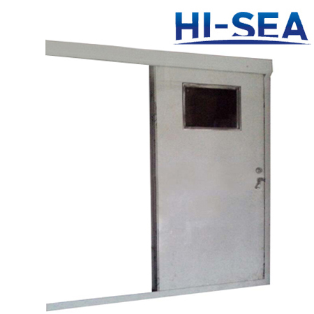 Wheelhouse Sliding Door
