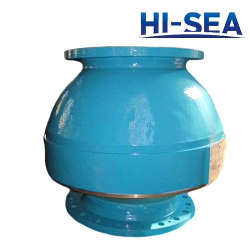 Ball Joint for Marine Oil Recovery System