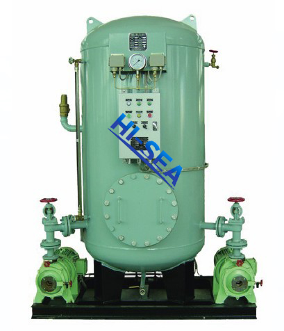 ZYG Series Combined Pressure Water Vessel System