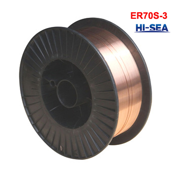 AWS ER70S-3 CO2 Gas-shielded Mig Welding Wire