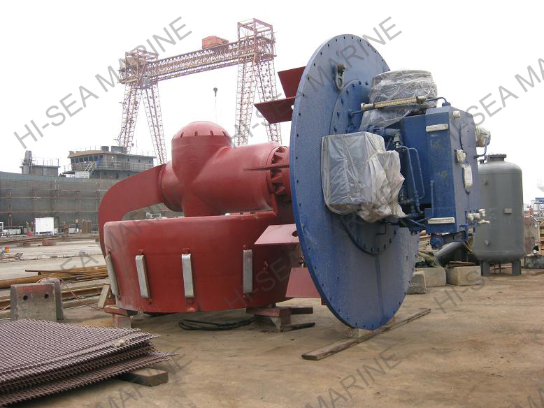 rolls royce azimuth thruster manual