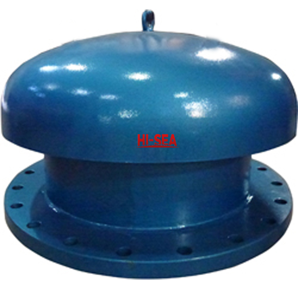 Flame Arrester Breathing Manhole
