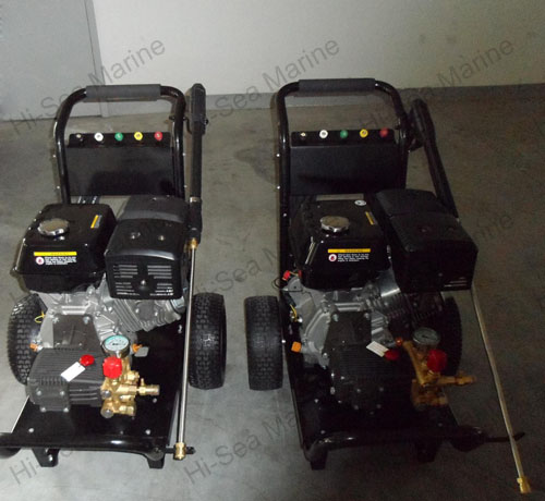 4.0GPM Gasoline Cleaning Unit