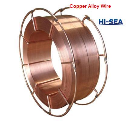Copper and Copper Alloy Welding Wire