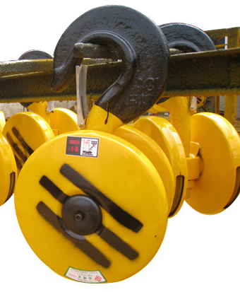 Crane Hook Block for Electric Wire Rope Hoist
