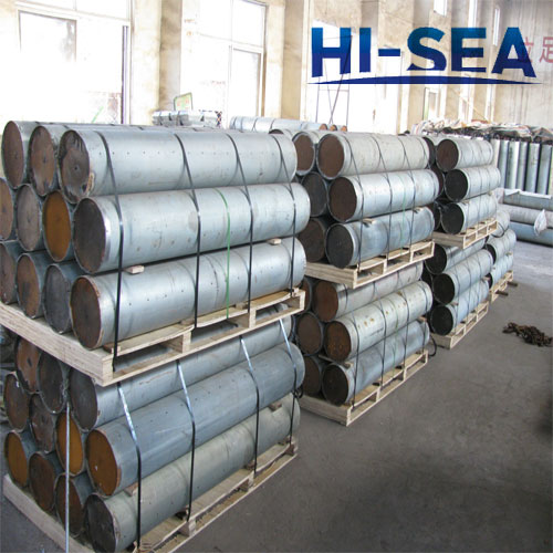 Sacrificial Anode for Deep Well