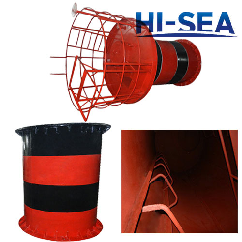 Column Type Steel Tube Beacon