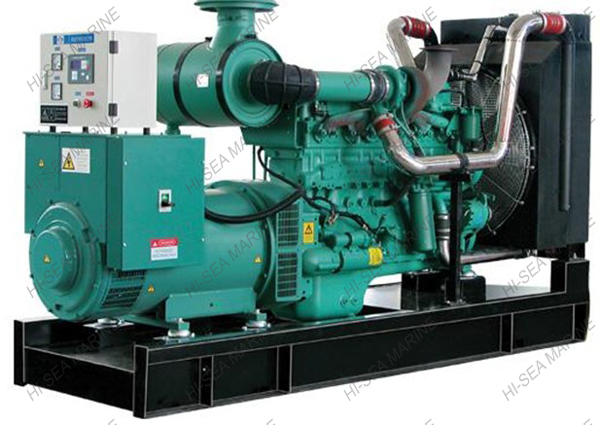 40KW Cummins Generator Set