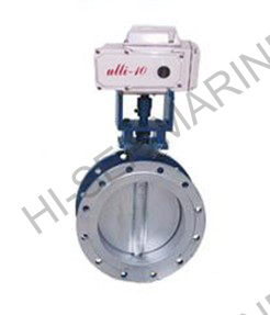 Pneumatic Control Ellipse Butterfly Valve