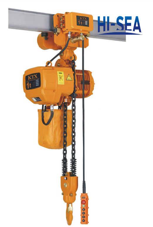 Electirc Chain Hoist with Trolley