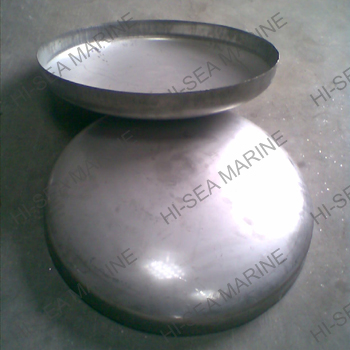 stainless steel ellipsoidal dished head