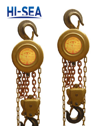 Explosion Proof Manual Chain Hoist
