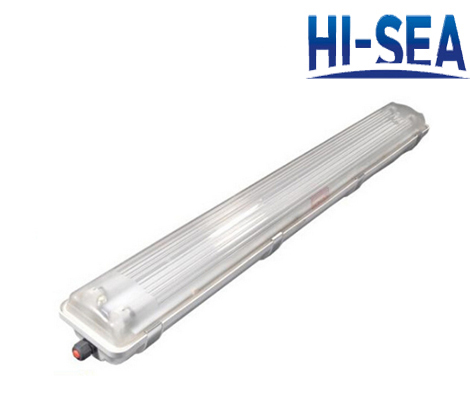Explosion-proof Plastic Fluorescent Light