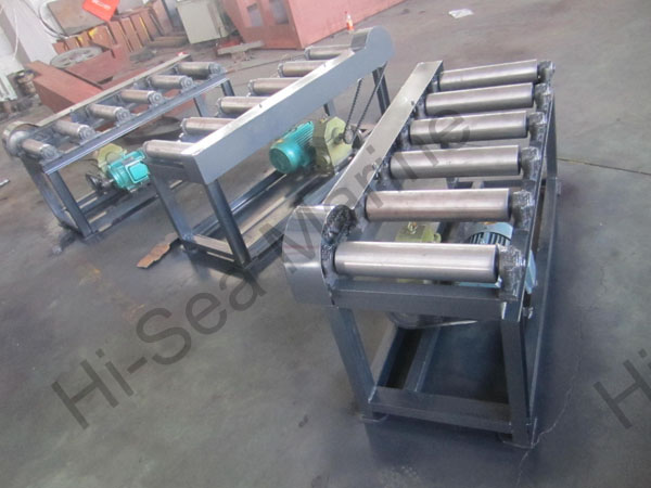 Double-Column and Double-Cylinder Horizontal Band Sawing Machine