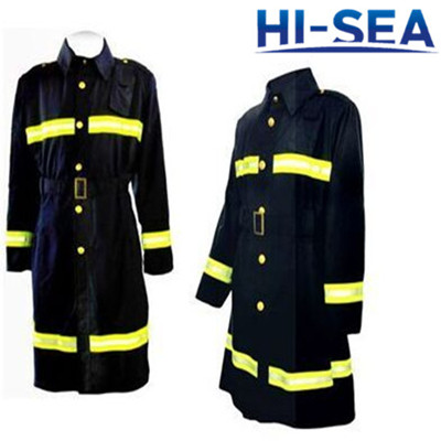 Fire Commander Suit